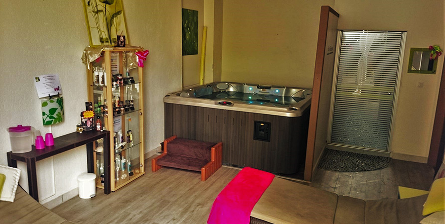 Espace relaxation for Espace de relaxation